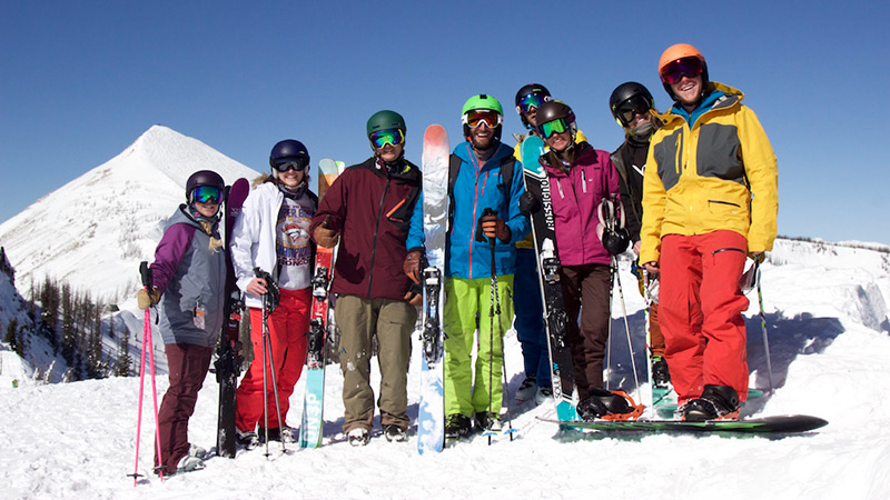 Spring 2017 - Company Trip to Wolf Creek
