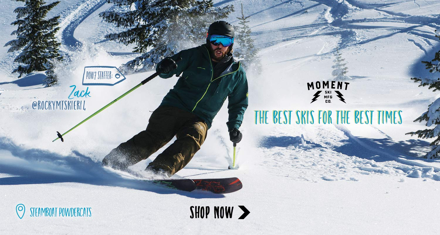 2019 Moment Skis on sale now!