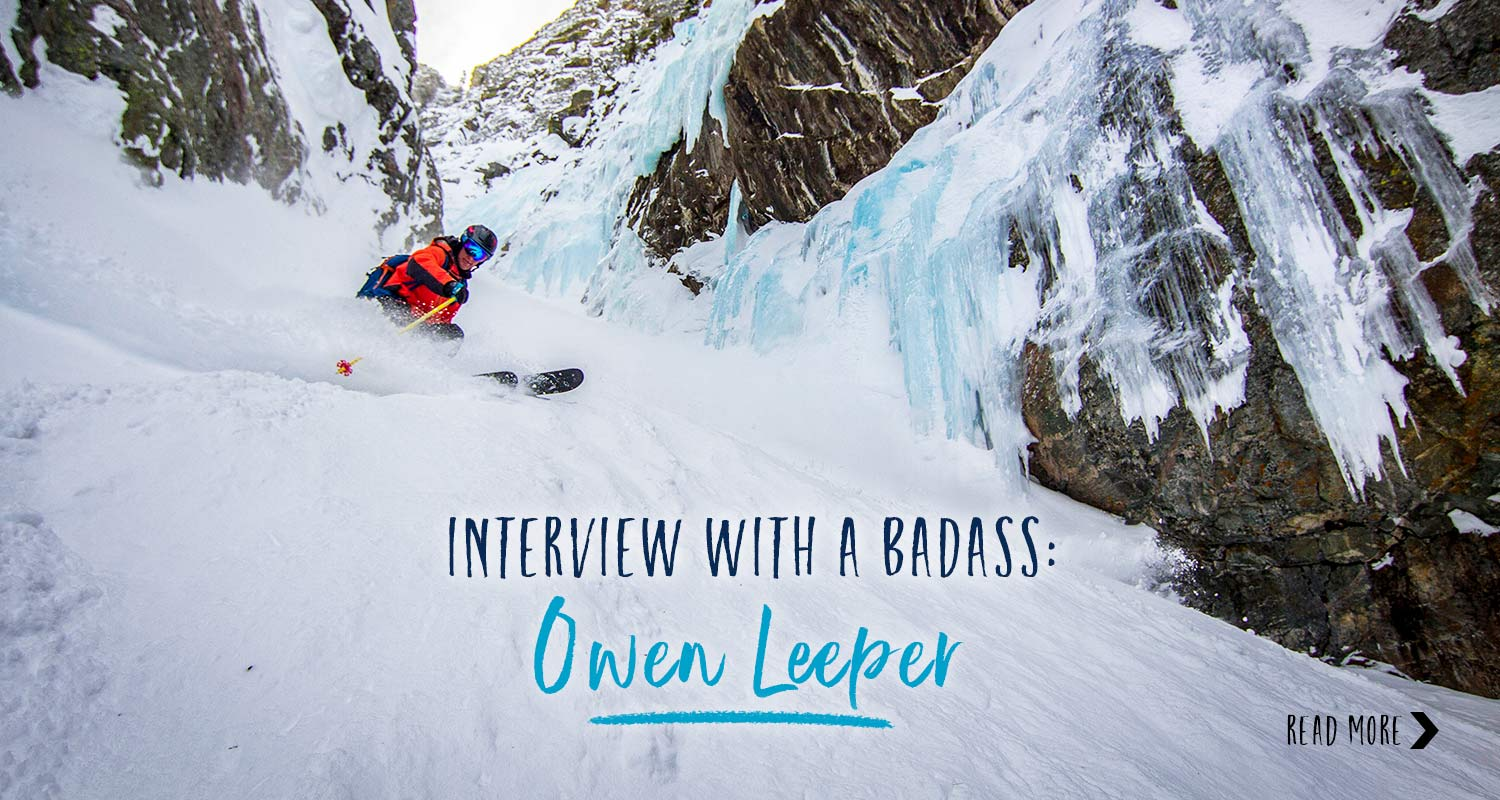Interview with a Badass: Owen Leeper