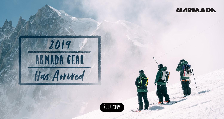 2019 Armada Skis Have Arrived