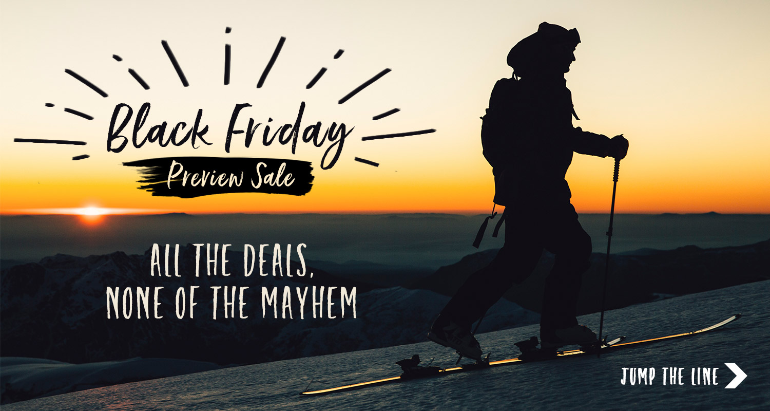 Avoid the Black Friday mayhem, shop our preview sale now!