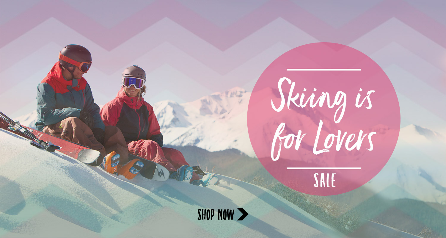 Skiing is for Lovers Sale going on now!