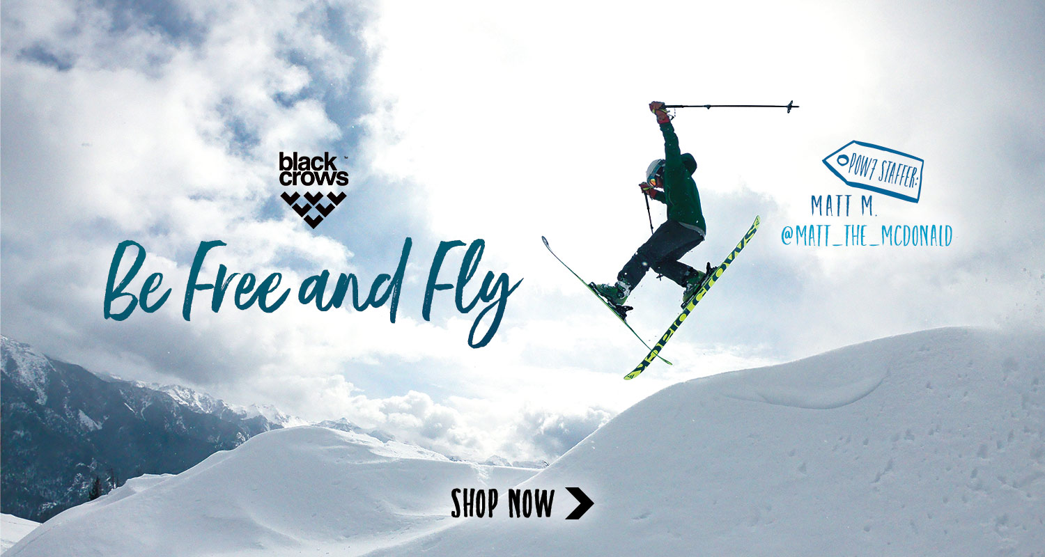 Black Crows skis in stock and on sale!