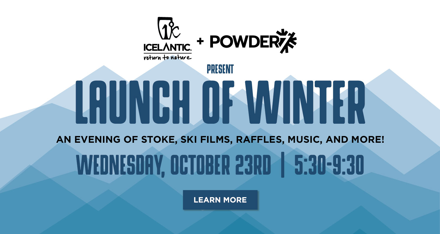 Launch of Winter Season Kickoff