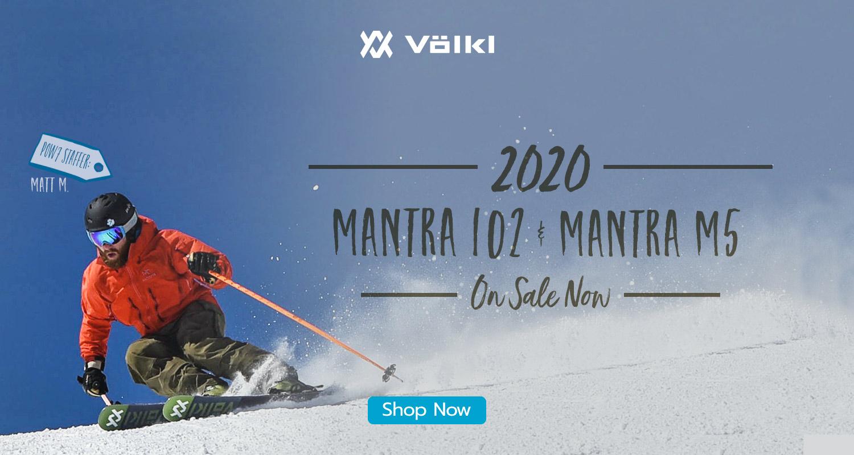 2020 Volkl Mantra in stock now