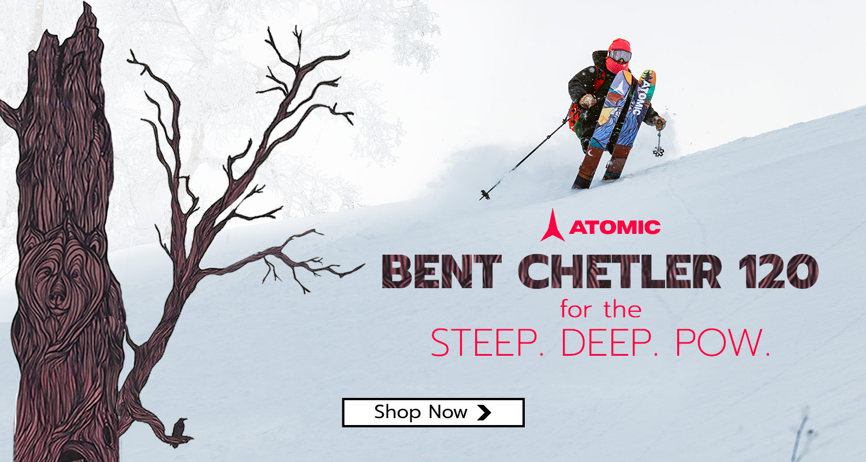 2020 Atomic Bent Chetler now in stock