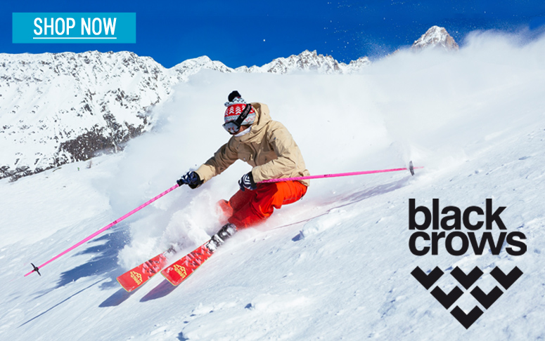Black Crows Skis - in stock and ready to ship from Golden, Colorado