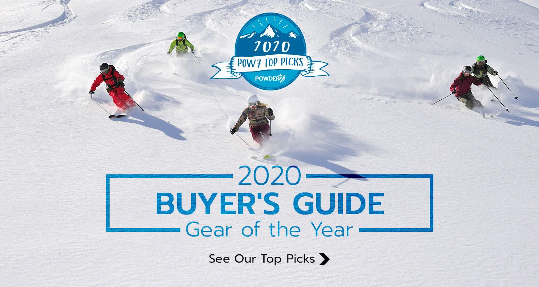 2020 Powder7 Buyer's Guide