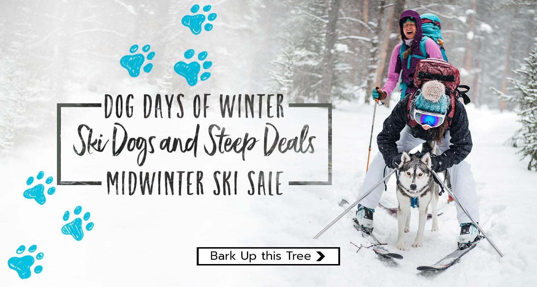 Dog Days of Winter Sale