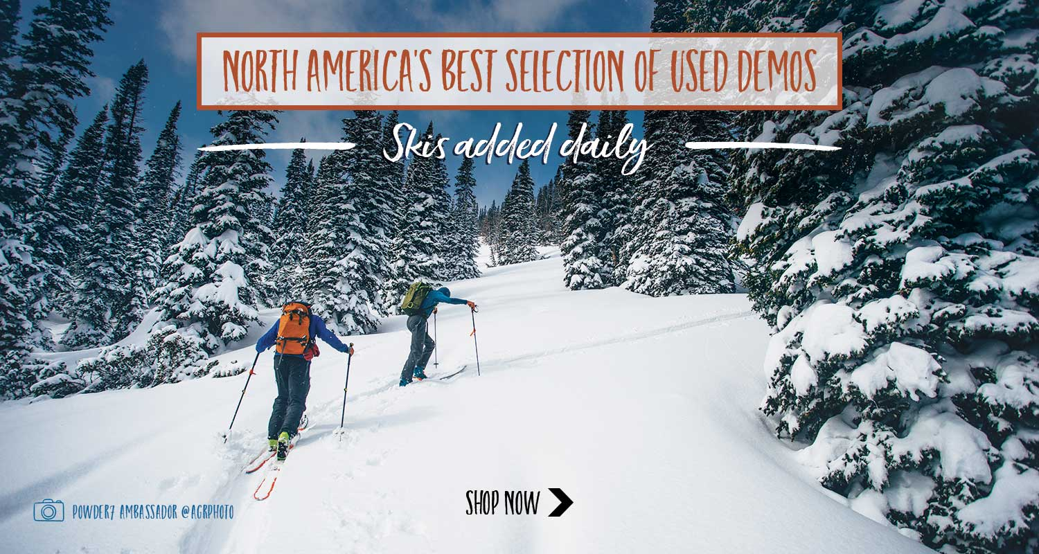 Our friendly team of ski experts are here to help!