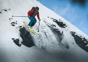 The Lightest All-Mountain Skis for Men