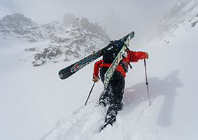 The Lightest Backcountry Skis for Men