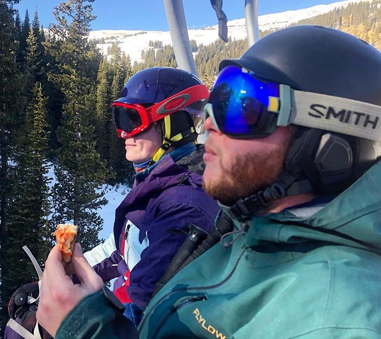 top ten portable ski snacks