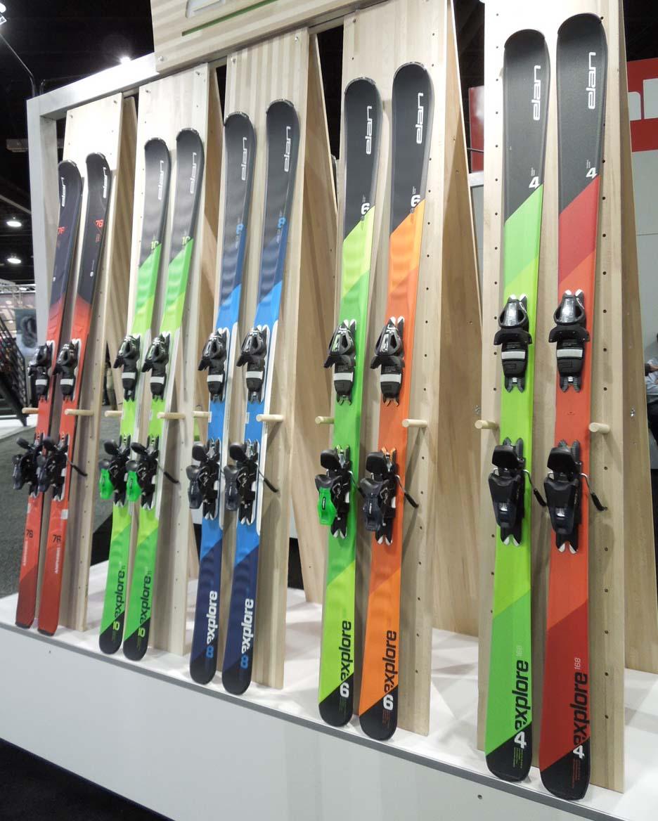 2017 Elan Explore Skis