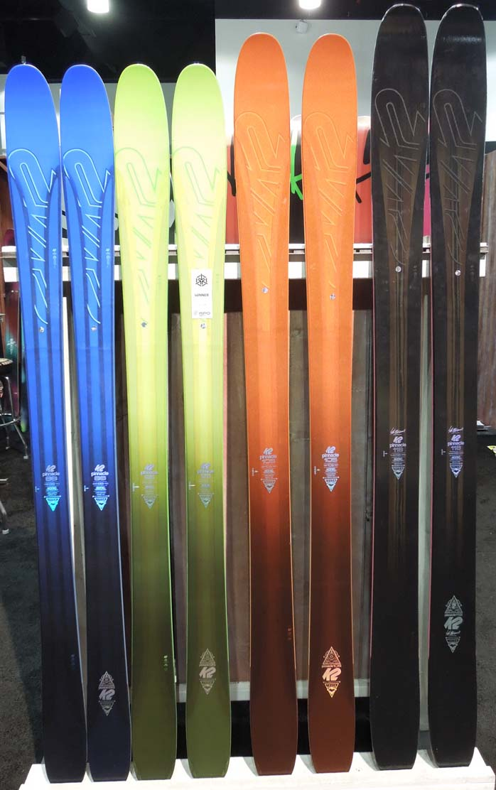 Sneak Peek: 2017 K2 Skis – iKonic, Marksman, OoolaLuv and More