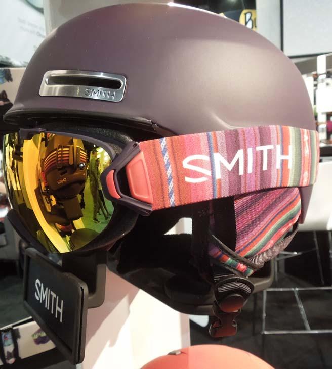 Ski Goggles Smith Rc4r