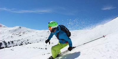 spring-skiing