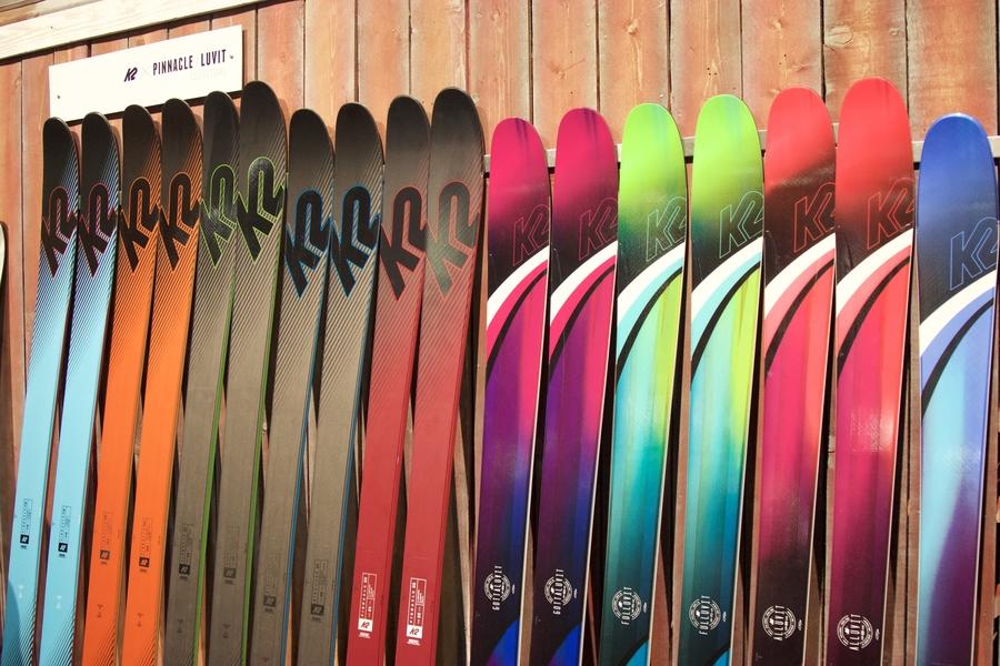 2019 k2 skis pinnacle