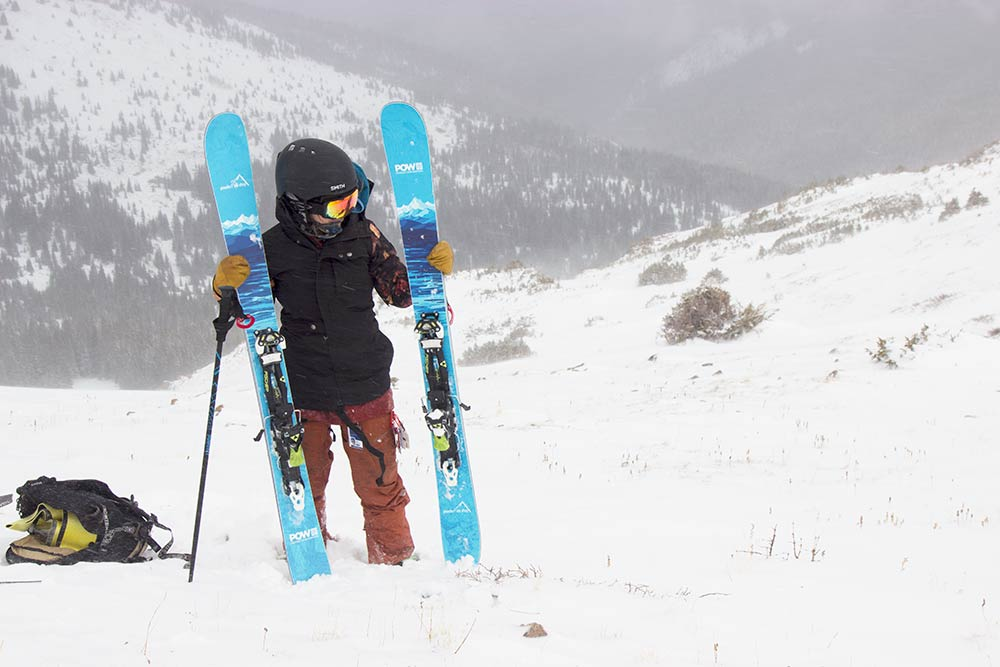 The Story Behind the First Ski to Fight Climate Change