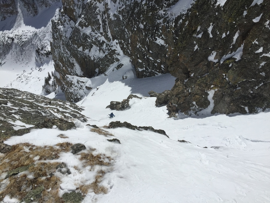 dragons tail couloir