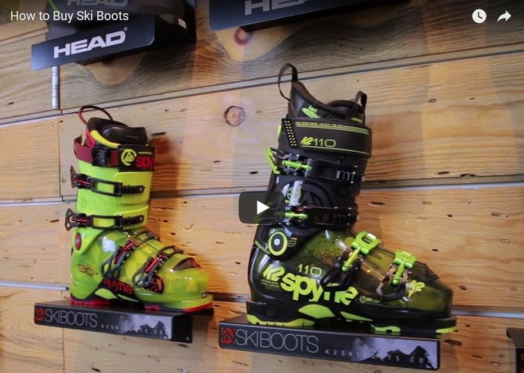 powder7 guide to buying ski boots