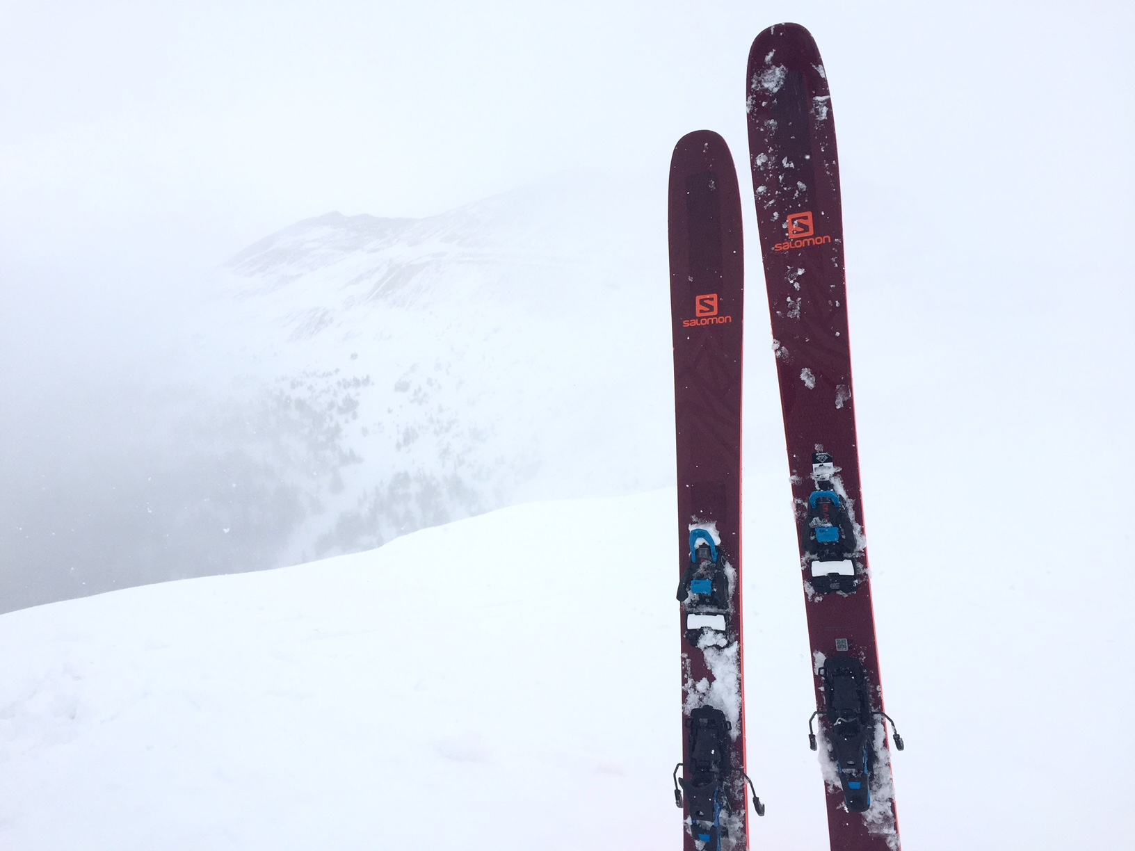 Blog Downhill Skiing and Touring with the Atomic and