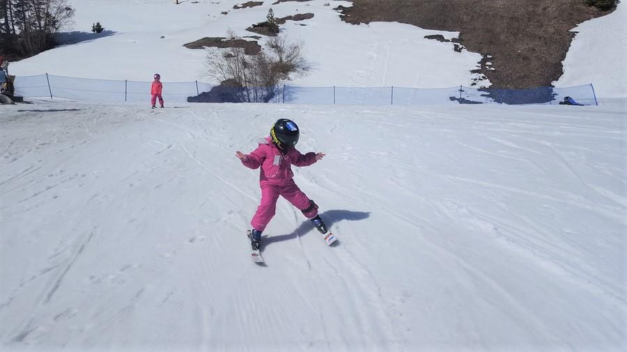 tips for teaching kids to ski