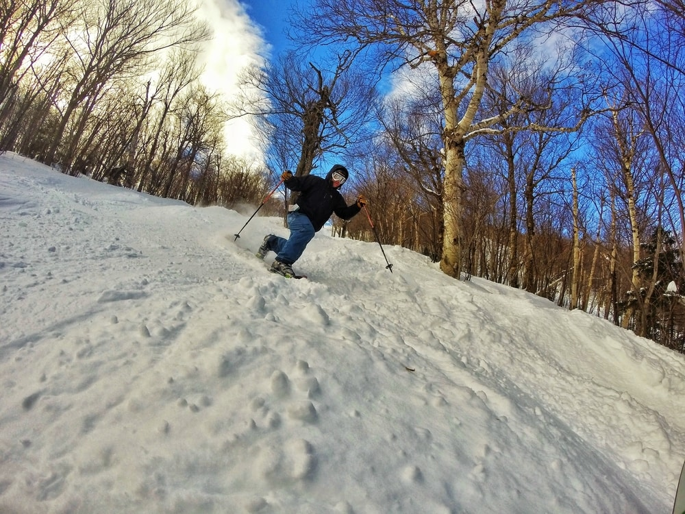 best ski resorts in the east