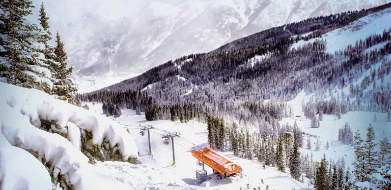 best ski resorts near denver copper