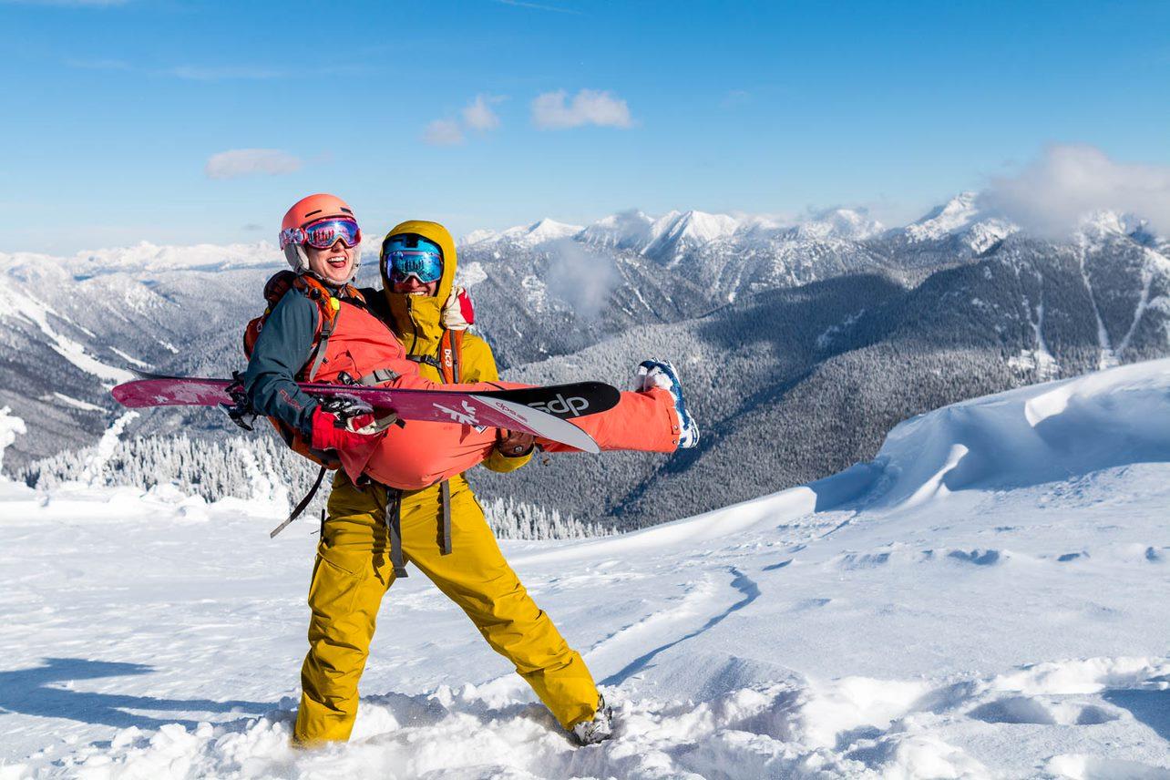 Ski People: Winter Hacks, Jerry Spring Break, and the Best Ski Ever