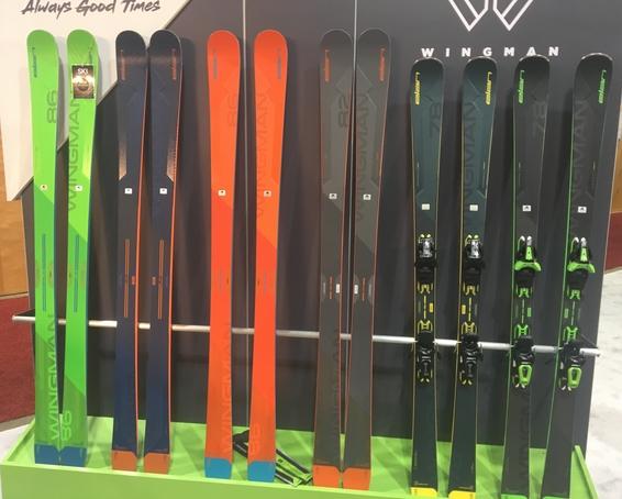 2020 Elan Skis