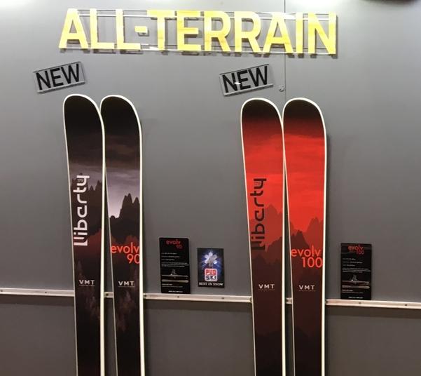 2020 Liberty Skis