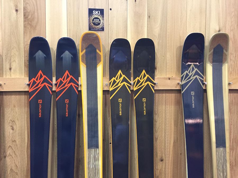 2020 salomon skis