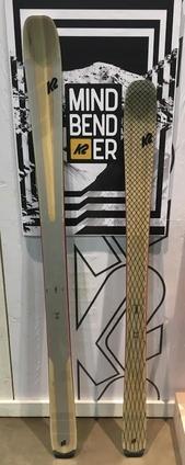 K2 2020 Skis