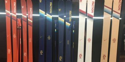 2020 Faction Skis