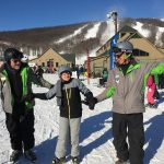 how to teach a person with disabilities to ski