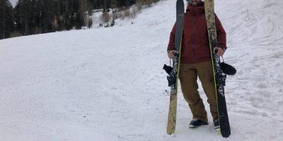 2021 rossignol sender ski review sender ti