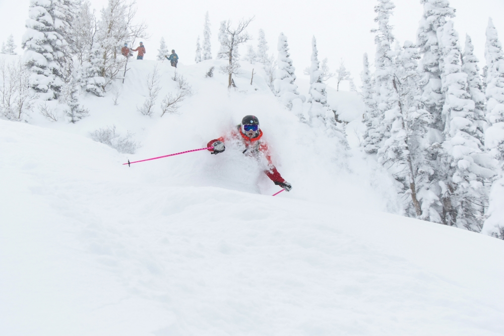 best ski photos of 2020
