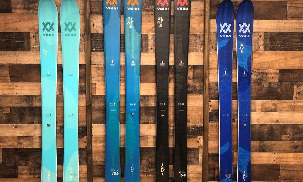 2022 volkl blaze skis