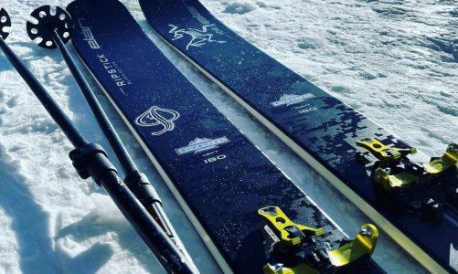 elan skis 2022 ripstick 106 black edition