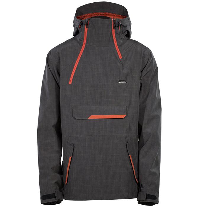 Armada Men S Go Pullover Jacket Ski Jacket Sale Powder7