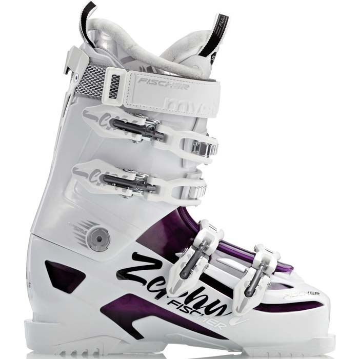 White and Purple