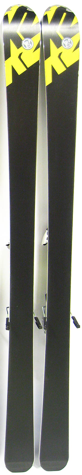 Bases of 2013 K2 Amp Aftershock Skis For Sale