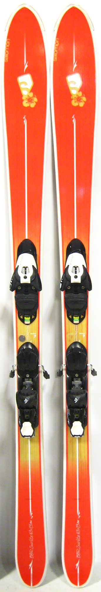 picked up the best best supplier Salomon BBR Sunlite Skis w Bindings