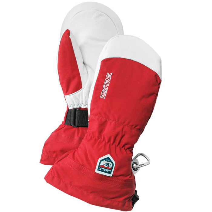 Heli Mitt Red 7