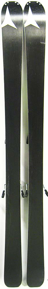 Bases of 2013 Atomic Nomad Blackeye Ti Skis For Sale