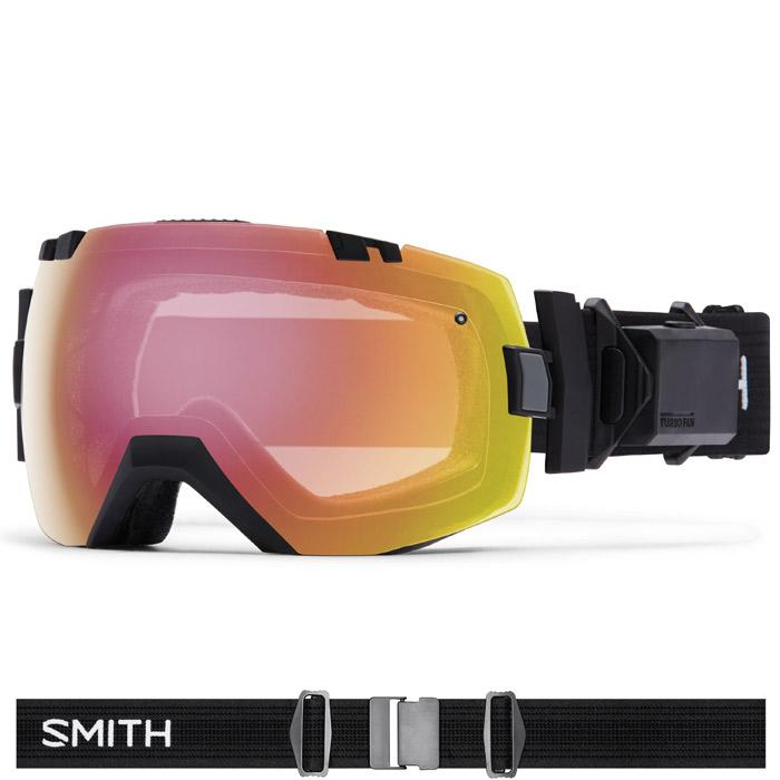 Smith Iox Turbo Fan Goggles On Sale Powder7 Ski Shop