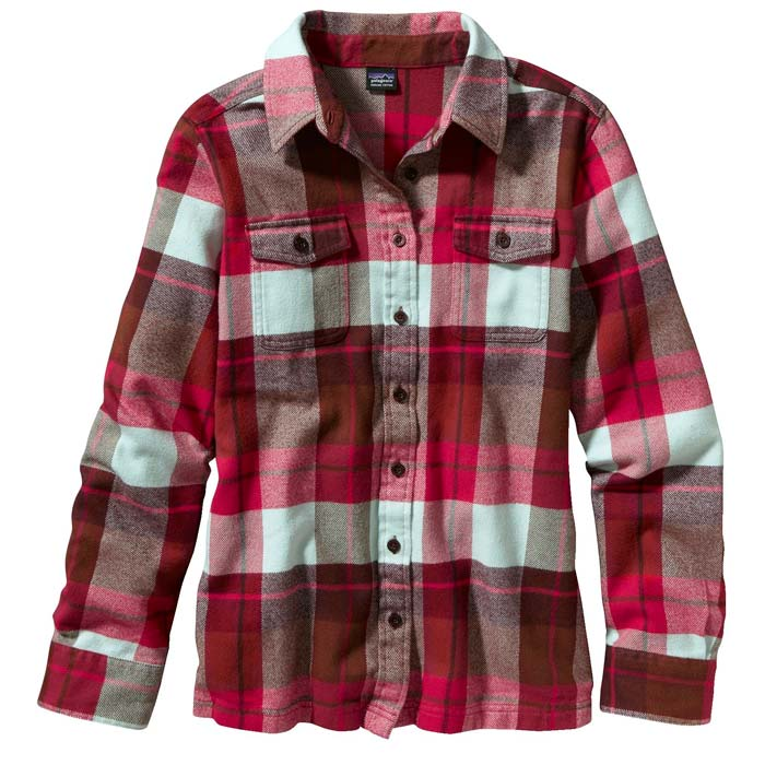Patagonia Women S Fjord Flannel Shirt On Sale Powder7 Com