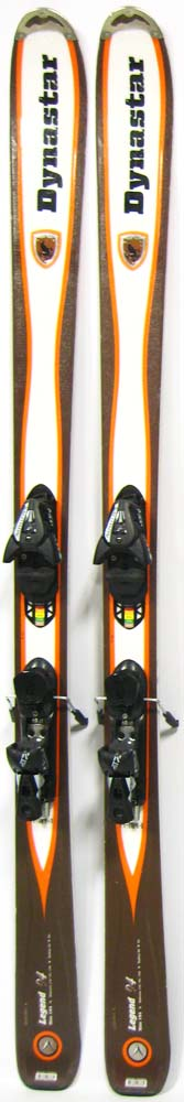 Topsheets of 2012 Dynastar Legend Sultan 94 Skis For Sale