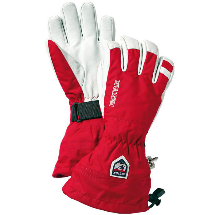 Heli Glove Red 7